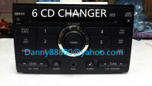 Ni-san 28185 ZE50B clarion PN-2837DB Boses 6 DSIC CD CHANGER FOR Hond-aA navigation Pathfinder factory car stereo AUX SCAN AUDIO(China)