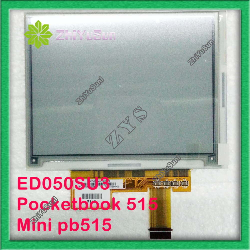 100% New Version B  original 5 inch ED050SU3 screen LCD display for Pocketbook 515 Mini pb515 Free shipping, Safety packing<br>