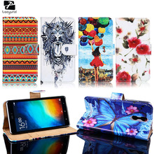TAOYUNXI Phone Cover Case For Doogee Homtom HT3 HT7 Pro HT16 Doogee Y6 Y6C 6 Pro X9 MINI PU Leather Housing Bag Wallet Cover