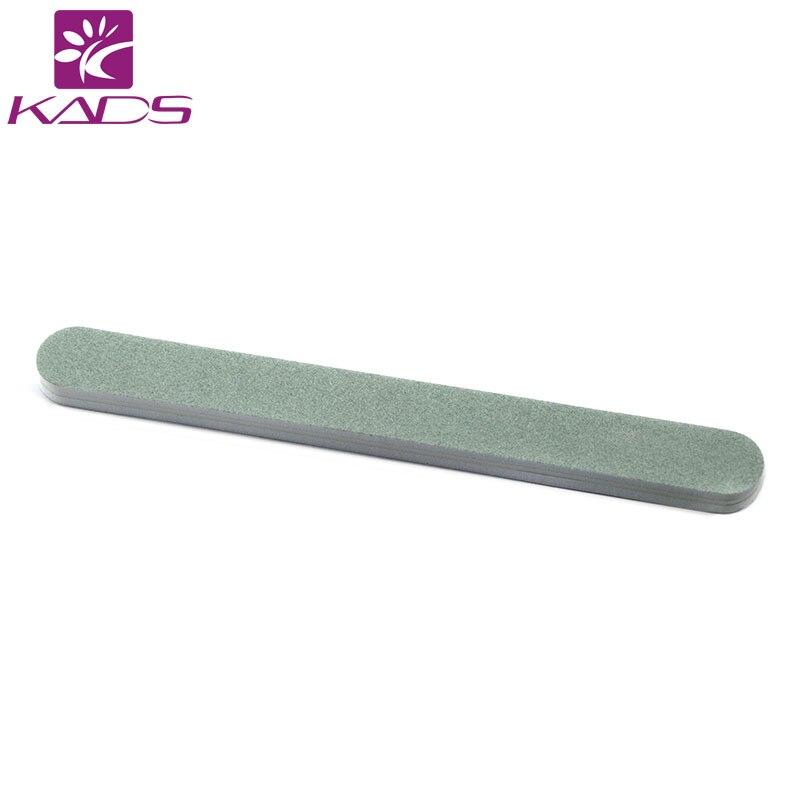 KADS 50pcs/set Straight Shinning Buffer Nail Buffer Top Quality Nail Shinning Buffer Nail Art Tool Manicure File for Buffers<br>