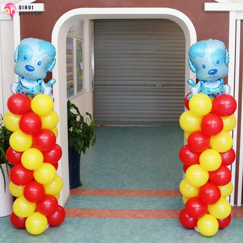 Balloon Column Base Plastic Poles Arch Wedding Decorations Company Birthday Party Supplies Garden Celebration
