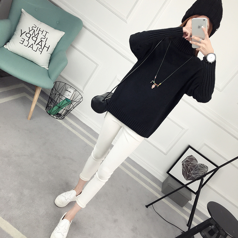Winter Turtleneck Sweater, Women's 2017 New Design Thick Pullover 41