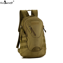 Buy SINAIRSOFT 3D Outdoor 20L Sport Bags Tactical Bag Military Waterproof backpack Hunting Camping Hiking Tactical Travel Backpack for $28.79 in AliExpress store