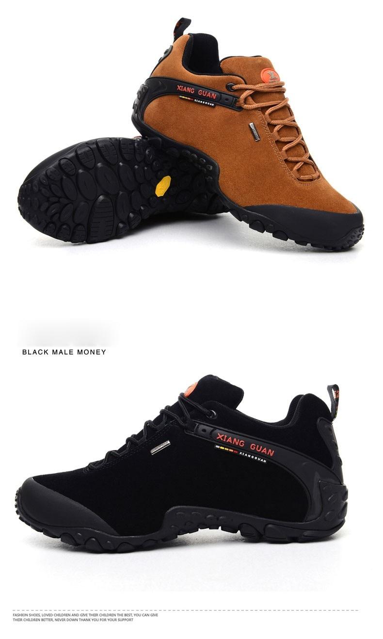 XIANG GUAN Winter Shoe Mens Sport Running Shoes Warm Outdoor Women Sneakers High Quality Zapatillas Waterproof Shoe81285 39