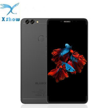 "BLUBOO Dual Mobile Phone 5.5"" FHD 13MP Dual Back Camera 4G LTE MTK6737T Quad Core 2G RAM 16G ROM Android 6.0 3000mAh Cell phone(China)"