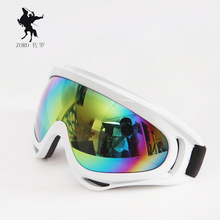 Cool Motocross ATV Dirt Bike Off Road Racing Goggles Motorcycle glasses Surfing Airsoft Paintball