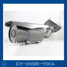Sony ccd camera with 24pcs IR LED waterproof outdoor camera.CY-060IR-Y06A(China)