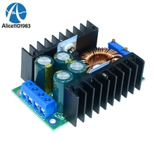 DC CC Max 9A 300W Step Down Buck Converter 5-40V To 1.2-35V Power Supply Module For Arduino XL4016 LED Driver Low Output Ripple(China)