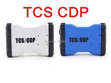 3pcs/lot NEW Design TCS CDP plus without bluetooth for Cars/Trucks and OBD2 New Verison 2015.3+ install video in CD