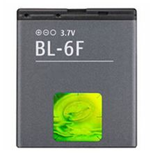 New Arrival Hot Sale BL-6F 1200mah for Nokia 6788 N78 N79 N95 Mobile phone accessory high quality