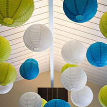 12''(30cm) Round Paper Lanterns for Home&Party Decorations Wedding Lantern 20 Colors for Choose Chinese Paper Lanterns 5pcs/lot