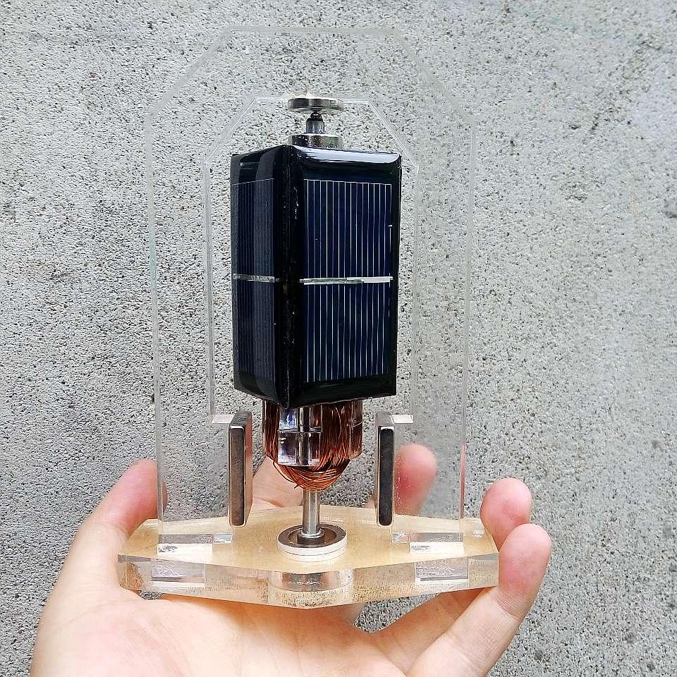 Mendocino Motor solar toy Science toys <br>