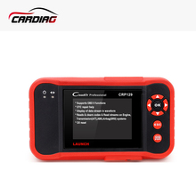 2017 Launch Creader CRP129 OBD2/EOBD Auto Code Scanner Free Update Online Diagnostic Tool For 4 System Launch CRP 129 Diagnostic