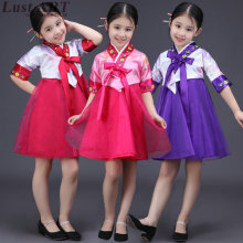 Child hanbok korean new design kids hanbok korean dress children girls korean hanbok korean clothing store AA207