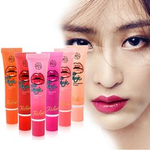 New Easy Peel Off Long Lasting Lip Gloss Mask Waterproof Makeup Tattoo Matte Tint Lip Gloss Lipstick Women Balm Cosmetic