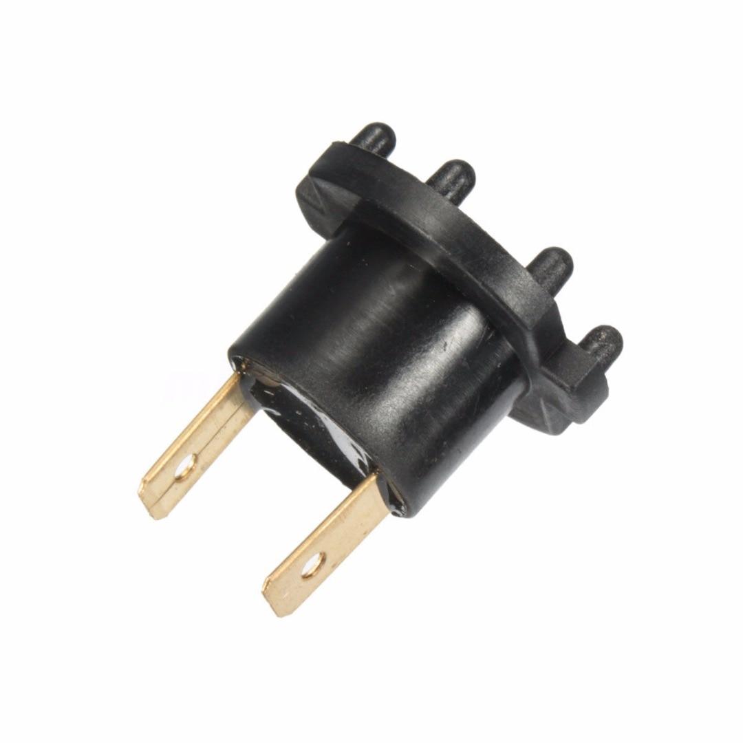 For Mazda 3 5 323 Kawasaki Aprilia B28V510A3 1 Pair Plastic Car Lamp Socket Holder Headlight Bulb Bracket Mayitr