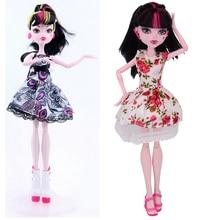 NK 2 комплекта Новое поступление ручной работы корковых одежда и спортивная мода платье для Monster High Куклы для BJD Куклы Best подарок(China)