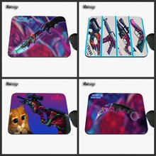 CSGO Weapons Guns and Knives Selected Professional Printing Custom Game Notebook Non-slip Rubber Rectangular Mouse Pad
