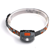 R3 + 2LED 800 Lumens 4 Modes Mini Headlamp Outdoor Headlight Waterproof Head Lamp Lantern For Hunting,Use AAA Battery