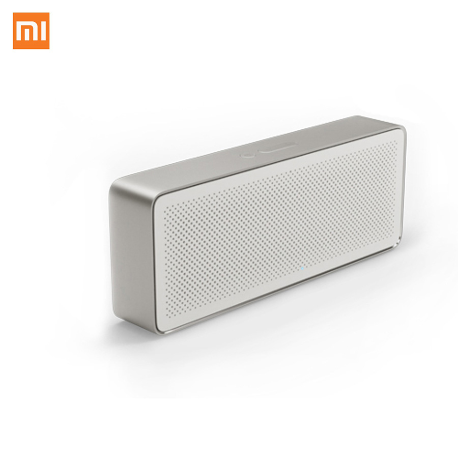 Xiaomi 1200mAh Batteries 10 Hours Working Bluetooth 4.2 AUX Speaker Aux-in Handsfree Call Stereo Portable Speaker Aluminum Frame