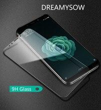 9H Premium Tempered Glass Screen Protector Xiaomi Mi 8 Lite Pro 8SE Mi 8X Youth Pocophone F1 Redmi 6 Pro 6A Note6 Pro Film