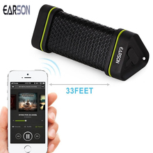 EARSON ER151 ER-151 Outdoor Waterproof Wireless Portable Mini Speaker Stereo Shockproof Bluetooth Music Loudspeaker Subwoofer