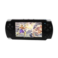 FREE 2000 games . 8GB 4.3 Inch PMP Handheld Game Player with MP3 MP4 MP5 Player Video FM Camera Portable Game Console