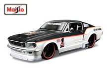 Maisto 1:24 Harley 1967 Ford Mustang GT Diecast Car Model Toy New In Box Free Shipping