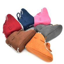 Buy Unisex Baby Newborn Faux Fleece Bootie Winter Warm Infant Toddler Crib Shoes Classic Floor Boys Girls Boots for $3.02 in AliExpress store