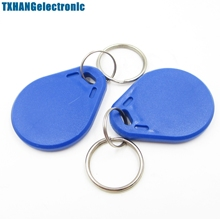 Buy 5PCS RFID IC Keyfobs Key Tags Token TAG Keychain 13.56MHz for $1.19 in AliExpress store