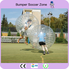 Free Shipping 1.5m Inflatable Bubble Soccer Ball Zorb Ball Plastic Balls Air Football Giant Inflatables Rubble Ball(China)