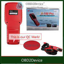 2016 X-100 PRO X100 PRO Auto Key Programmer X100+ X100 key Programmer Updated Version supports (Asia,Europe,America) cars(China)