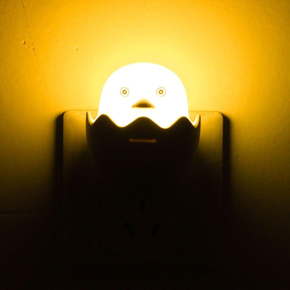Wall Socket  LED Night Light