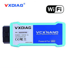2017 Original VXDIAG VCX NANO for GM/OPEL GDS2 Diagnostic Tool WIFI version VXDIAG VCX NANO Vxdiag for Gm Tech2 Free Shipping