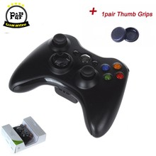 NEW Wireless Controller For XBOX 360 Wireless Joystick with PC Gaming Receiver Gamepad for Xbox360