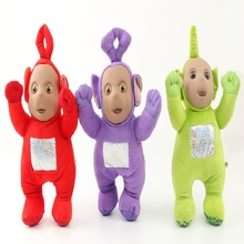 1 pc 30 Cm Teletubbies High Quality Plush Doll  3D Export US toy for Kids Christmas Gifts Cute Baby Cartoon Toys Birthday Gift