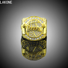 LAKONE Champions ring, 2010 Basketball Los Angeles Lakers championship ring, sports fans ring, men gift ring