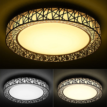 Modern Round LED ceiling lights For indoor home lighting lamparas de techo led lamps for living room luminaria teto pendente