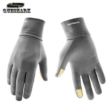 Winter Touch Screen Cycling Gloves Fleece Thermal Warm Sports Bike Gloves Full Finger Motorcycle Cycling Bicycle Gloves