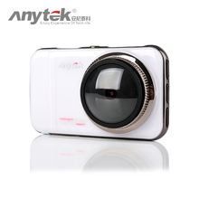 Original Anytek A1H Car DVR 3.0 Vehicle Car Camera Dual Cameras Car Camcorder Full HD Night Vision Video Recorder with TF card