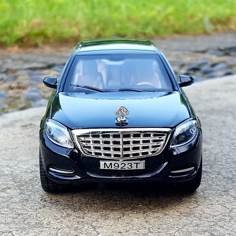 124 XLG TheBenz Maybach S600 Extended (4)