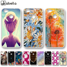 AKABEILA Soft TPU Phone Cases For ZTE Blade A6 5.2inch Covers Nutella Flamingo Tetris Silicone Housing(China)