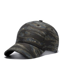 High quality unisex camouflage baseball cap swag cap Casual Outdoor Sport snapback Hat for men Cotton cap women gorra casquette(China)