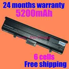JIGU New 6 CellS Laptop battery for DELL XPS M1330 PU563 PU556 WR050 PU563 TT485 451-10474  Free shipping