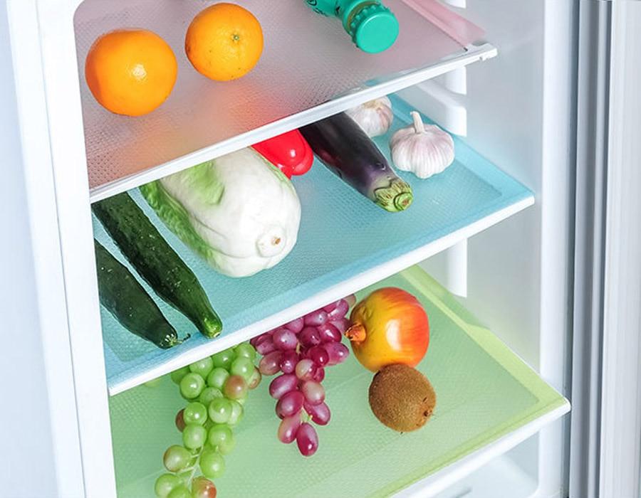 Kühlschrank Matten : Großhandel teile satz silikon kühlschrankmatten eine teppiche