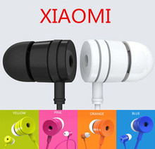 New Hot Sale! High Quality  Earphone For XiaoMI M2 M1 1S Samsung iPhone MP3 MP4 With Remote And MIC