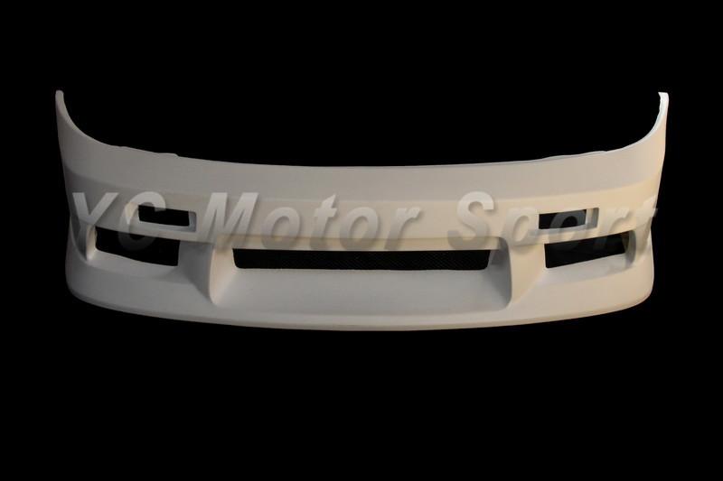 1995-1998 Nissan Skyline R33 GTS 2D M Sport Style Front Bumper FRP (2)