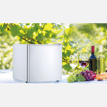 50L solar refrigerator compressor & cryogenic refrigerator  & DC 12V or 24V portable fridge & solar power supply