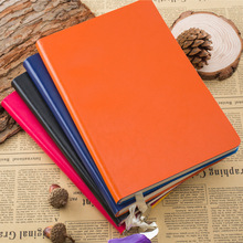 1pcs South Korea A5 notebook manufacturers selling color stationery leather book as soft copy can be Necessary LOGO(China)