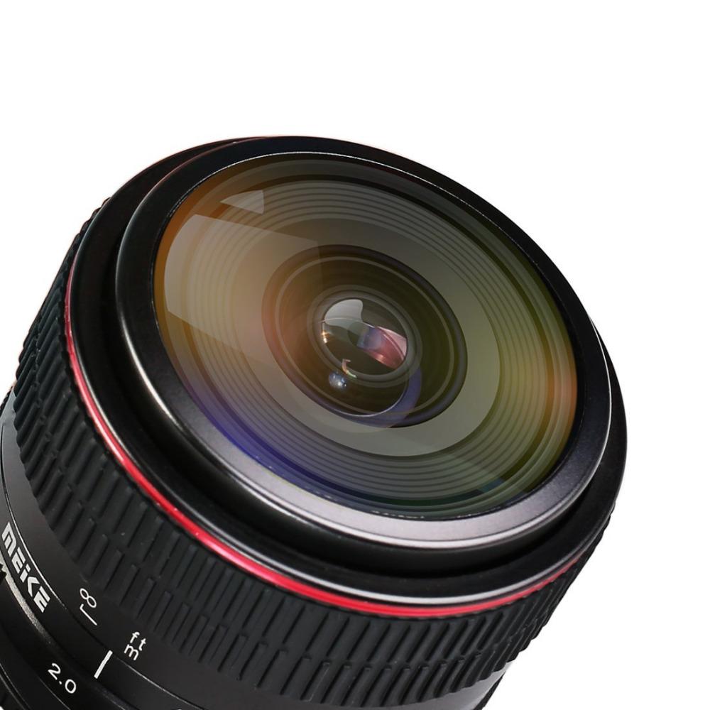 MEIKE MK-6.5mm F2.0 Fisheye Lens Fixed Focus Lens EF-M Mount Lense Large Aperture Auto Focus Lens For Canon DSLR Camera 3